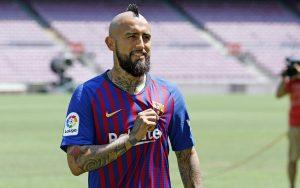 Comprar Camisetas de Futbol Barcelona Arturo Vidal