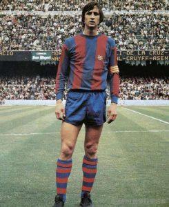 Comprar Camisetas de Futbol Barcelona Cruyff