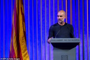 Comprar Camisetas de Futbol Manchester City Guardiola
