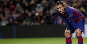 Comprar Camisetas de Futbol Barcelona Griezmann 2020