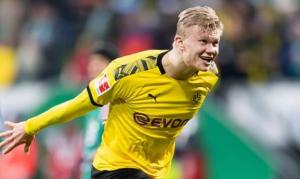 Comprar Camisetas de Futbol Dortmund Haland