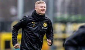 Comprar Camisetas de Futbol Dortmund Haland 2019 2020
