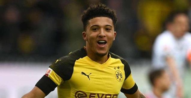 Comprar Camisetas de Futbol Dortmund Sancho