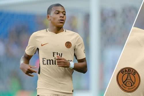 Comprar Camisetas de Futbol Paris Saint-Germain Mbappe