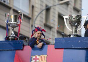 Comprar Camisetas de Futbol Barcelona Messi 2019 2020