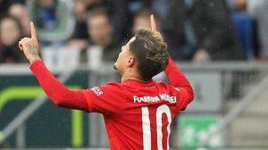 Comprar Camisetas de Futbol Bayern Munich Coutinho